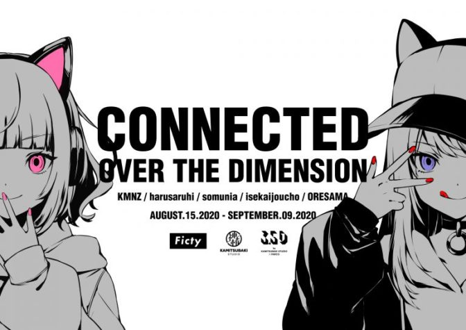 CONNECTED OVER THE DIMENSION